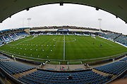 General stadium view ahead of the  EFL Sky Bet League 1 match between Gillingham and Northampton Town at the MEMS Priestfield Stadium, Gillingham, England on 12 November 2016. Photo by Martin Cole.