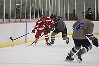 St Paul's School varsity Hockey.  ©2020 Karen Bobotas Photographer