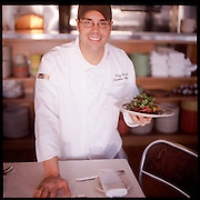 """Chef Doug Katz of """"Fire,"""" located at Shaker Square in Cleveland, Ohio."""