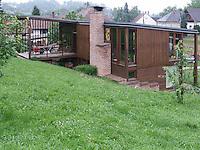 Einfamilienhaus / Wochenendhaus, Zsida, Ungarn.Architektur: U. Nagy Gabor