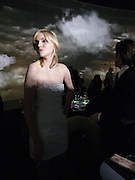 Sophie Dahl, Party to celebrate 100 years of the Santos  de Cartier watch. Le Bourget airport. Paris. 7 April 2004. ONE TIME USE ONLY - DO NOT ARCHIVE  © Copyright Photograph by Dafydd Jones 66 Stockwell Park Rd. London SW9 0DA Tel 020 7733 0108 www.dafjones.com