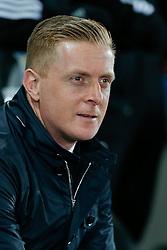 Swansea City Head Coach Garry Monk - Photo mandatory by-line: Rogan Thomson/JMP - 07966 386802 - 16/03/2015 - SPORT - FOOTBALL - Swansea, Wales — Liberty Stadium - Swansea City v Liverpool - Barclays Premier League.