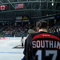 111216 Prince Albert Raiders at Kelowna Rockets