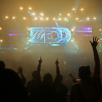 ST. PAUL, MINN - OCTOBER 31: Zedd performs at the Roy Wilkins Auditorium in St. Paul, Minnesota on Oct. 31, 2015.  (Photo by Adam Bettcher/Getty Images)  *** LOCAL CAPTION *** Zedd