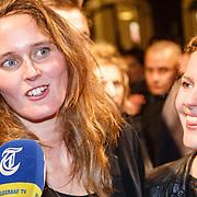 NLD/Amsterdam/20160311 - Inloop Boekenbal 2016, Maartje Wortel