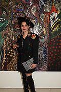 MONA OSMAN, Opening of Known Unknowns, Saatchi Gallery, Chelsea. London. 20 March 2018