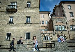 City of San Marino, on October 12, 2015 in Republic of San Marino. Photo by Vid Ponikvar / Sportida