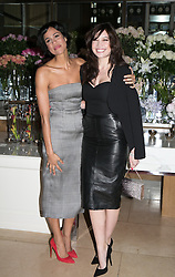 Zawe Ashton (L) and Daisy Lowe attends the Corinthia's 2014 Artist in Residence screening at the Corinthia Hotel, London, United Kingdom. Monday, 12th May 2014. Picture by Daniel Leal-Olivas / i-Images