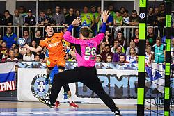 25-10-2019 SLO: Slovenia - Netherlands, Ormoz<br /> Rutger ten Velde during friendly handball match between Slovenia and Nederland, on October 25, 2019 in Sportna dvorana Hardek, Ormoz, Slovenia.
