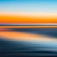 blurred landscapes