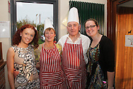 Come Dine with Me fundraiser at Newbarn Farm.