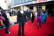MIRANDA HART, The Infidel premiere. Apollo theatre, Hammersmith. London. 8 April 2010
