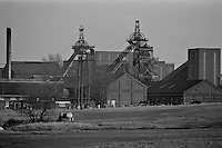 Hatfield Main Colliery. British Coal Doncaster Area. 06.02.1992