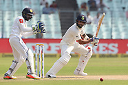 Cricket - India v Sri Lanka 1T D5 at Kolkata