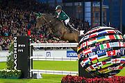 Ramzy al Duhami - Al Capone<br /> World Equestrian Festival, CHIO Aachen 2013<br /> © DigiShots