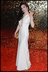 Guests attend the British Soap Awards 2014 at the Hackney Empire, London, United Kingdom. Saturday, 24th May 2014. Picture by Andrew Parsons / i-Images