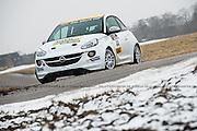 Simon Larsen Opel Adam test 2013 - Nykøbing F.
