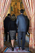 120117 Spanish Royals Attend a meeting of the Board of Trustees of the Princess of Girona Foundation