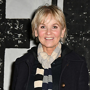 Lisa Maxwell - Loose Women panellist and Centrepoint Ambassador join Sleep Out fundraiser to help homeless young people at Greenwich Peninsula Quay on 15 November 2018, London, UK.