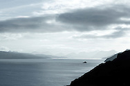 Isle Of Skye, Looking South Towards Raasay, Scotland