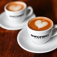 Sacred Cafe<br /> Tubbs<br /> 26th November 2014<br /> Highbury <br /> Photo: Malcolm Griffiths<br /> ref: Digital Image SACRED  NOV20140427.jpg