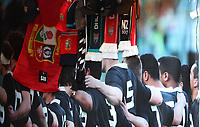 Rugby Union - 2017 British & Irish Lions Tour of New Zealand - First Test: New Zealand vs. British & Irish Lions<br /> <br /> Merchandise before the first test at Eden Park, Auckland.<br /> <br /> COLORSPORT/LYNNE CAMERON