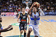 DESCRIZIONE : Campionato 2014/15 Serie A Beko Dinamo Banco di Sardegna Sassari - Upea Capo D'Orlando<br /> GIOCATORE : Kenneth Kadji<br /> CATEGORIA : Schiacciata Sequenza<br /> SQUADRA : Dinamo Banco di Sardegna Sassari<br /> EVENTO : LegaBasket Serie A Beko 2014/2015<br /> GARA : Dinamo Banco di Sardegna Sassari - Upea Capo D'Orlando<br /> DATA : 22/03/2015<br /> SPORT : Pallacanestro <br /> AUTORE : Agenzia Ciamillo-Castoria/L.Canu<br /> Galleria : LegaBasket Serie A Beko 2014/2015