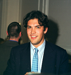 MR SEBASTIAN LEE friend of Laura Parker Bowles daughter of Camilla Parker Bowles, at a party in London on 5th April 2000.OCS 91<br /> © Desmond O'Neill Features:- 020 8971 9600<br />    10 Victoria Mews, London.  SW18 3PY  photos@donfeatures.com   www.donfeatures.com<br /> MINIMUM REPRODUCTION FEE AS AGREED.<br /> PHOTOGRAPH BY DOMINIC O'NEILL