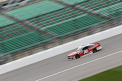 October 19, 2018 - Kansas City, Kansas, United States of America - Ryan Reed (16) takes to the track to practice for the Kansas Lottery 300 at Kansas Speedway in Kansas City, Kansas. (Credit Image: © Justin R. Noe Asp Inc/ASP via ZUMA Wire)