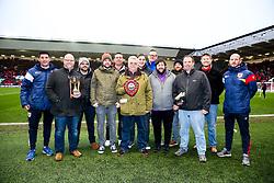 Man v Fat - Rogan/JMP - 27/01/2018 - Ashton Gate Stadium - Bristol, England - Bristol City v Queens Park Rangers - Sky Bet Championship.