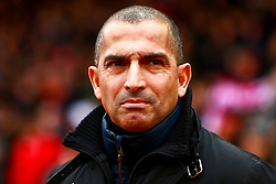 Nottingham Forest manager Sabri Lamouchi - Mandatory by-line: Ryan Crockett/JMP - 22/02/2020 - FOOTBALL - The City Ground - Nottingham, England - Nottingham Forest v Queens Park Rangers - Sky Bet Championship