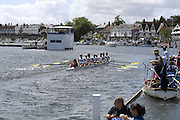 Henley, GREAT BRITAIN, Grand  Challenge Cup, University of Southern California. 2008 Henley Royal Regatta, on Saturday, 05/07/2008,  Henley on Thames. ENGLAND. [Mandatory Credit:  Peter SPURRIER / Intersport Images] Rowing Courses, Henley Reach, Henley, ENGLAND . HRR