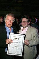 Chris Blackwell founder of Island Records and Lucian Grainge Chairman and CEO of UMI
