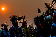 USA SHAKOPEE -MINNESOTA - the 2018 Wacipi, the annual Pow Wow hosted by the Shakopee Mdewakanton Sioux Community in Shakopee, MN Gathering of Various Native American tribes . ROBIN UTRECHT