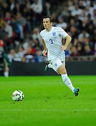 England's Leighton Baines (Everton) - Photo mandatory by-line: Joe Meredith/JMP - Mobile: 07966 386802 - 3/09/14 - SPORT - FOOTBALL - London - Wembley Stadium - England v Norway - International Friendly
