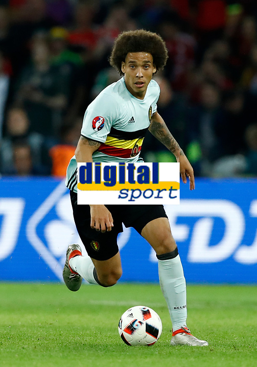 Alex Witsel (Belgium)<br /> Lille 01-07-2016 Stade Pierre Mauroy Football Euro2016 Wales - Belgium / Galles - Belgio <br /> Quarter-finals. Foto Matteo Ciambelli / Insidefoto