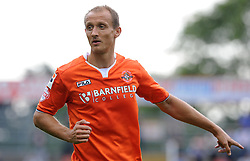 Paul Benson of Luton Town - Photo mandatory by-line: Harry Trump/JMP - Mobile: 07966 386802 - 22/08/15 - SPORT - FOOTBALL - Sky Bet League Two - Yeovil Town v Luton Town - Huish Park, Yeovil, England.