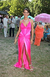 MISS SHELLEY ROSS at the Concervative Party Summer Party held in the gardnes of The Royal Hospital, Chelsea, London on 3rd July 2006.<br /><br />NON EXCLUSIVE - WORLD RIGHTS