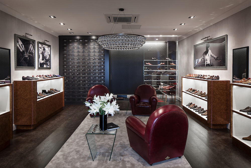 saville row london england uk shoe shop retail