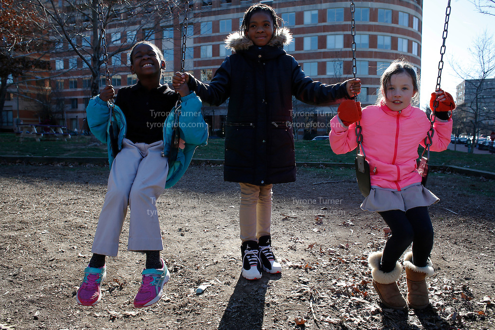 School Without Walls at Francis Stevens <br /> 2425 N St NW, Washington, DC 20037<br /> <br /> <br /> <br /> <br /> 2nd and 3rd Graders recess<br /> #4475,4488 NO DCPS release<br /> #4476- YES RWJF release