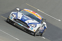 #407 Jamie Chadwick/Ross Gunn - Beechdean GT4, Aston Martin GT4 Challenge, Silver Cup during second practice for the Avon Tyers British GT Championship as part of the British GT Championship at Oulton Park, Little Budworth, Cheshire, United Kingdom. April 04 2015. World Copyright Peter Taylor/PSP. Copy of publication required for printed pictures.  Every used picture is fee-liable.http://archive.petertaylor-photographic.co.uk