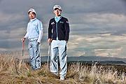 Scottish Open 2011. Round 2. NOH Seung Yul and Liang Wen Chong