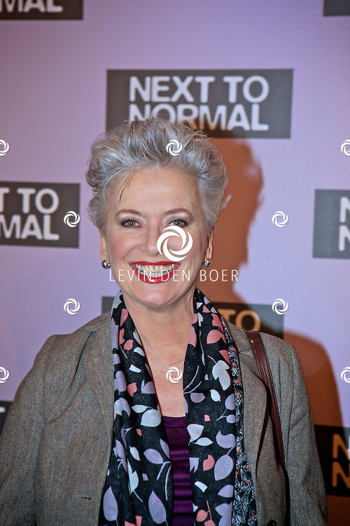 AMSTERDAM - In het DeLaMar Theater is de musical Next To Normal in premiere gegaan.  Met op de foto Doris Baaten. FOTO LEVIN DEN BOER - PERSFOTO.NU