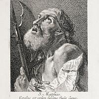 MATTHIAS, Apostle
