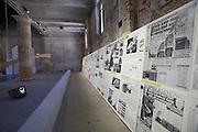 """13th Biennale of Architecture..Arsenale..Herzog & De Meuron, """"Elbphilharmonie""""."""