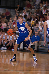 25 June 2011: Seth Wickert at the 2011 IBCA (Illinois Basketball Coaches Association) boys all star games.