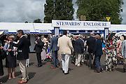 Henley on Thames. United Kingdom.      Meeting up outside the Stewards Entrance, Thursday,  30/06/2016,      2016 Henley Royal Regatta, Henley Reach.   [Mandatory Credit Peter Spurrier/Intersport Images] Intersport Images]