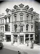 Stewarts Dame Street 8-5-1956