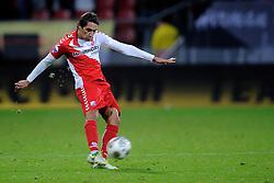 26-10-2012 VOETBAL: FC UTRECHT - FC GRONINGEN: UTRECHT<br /> Utrecht wint met 1-0 van Groningen / Adam Sarota<br /> ©2012-FotoHoogendoorn.nl