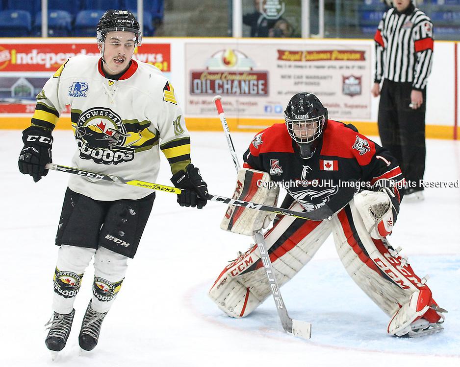 Canadian Junior Hockey League, Central Canadian Jr